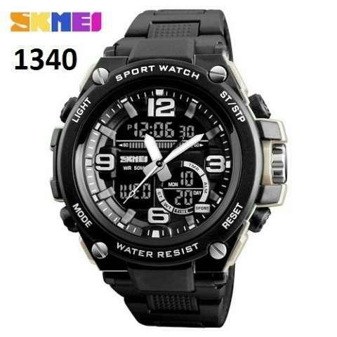 Reloj Skmei Anadigi sumergible SKM1340 - 7