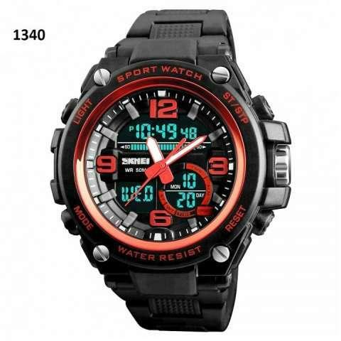 Reloj Skmei Anadigi sumergible SKM1340 - 8