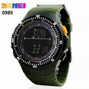 Reloj Skmei digital sumergible SKM0989