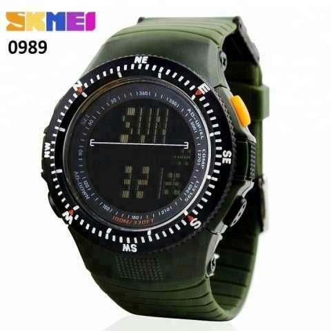 Reloj Skmei digital sumergible SKM0989 - 0