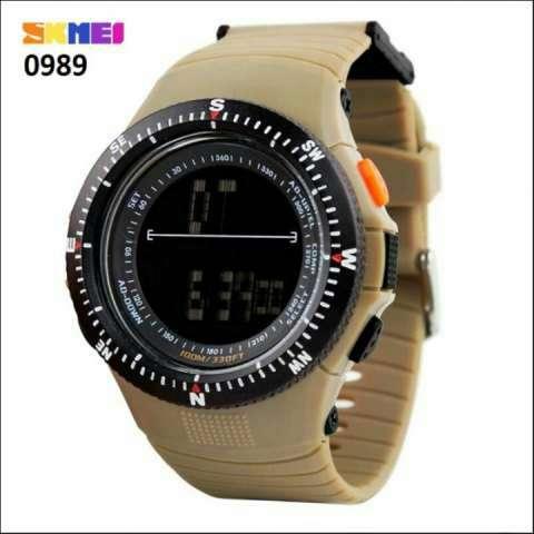 Reloj Skmei digital sumergible SKM0989 - 2