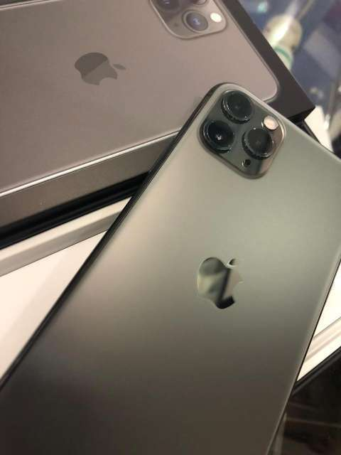 iPhone 11 pro 256 gb space gray - 1