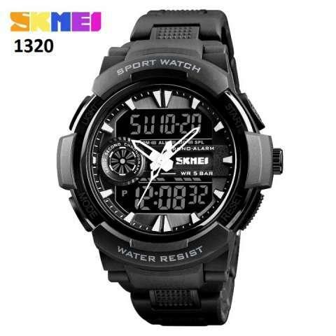 Reloj Skmei Anadigi sumergible SKM1320 - 1