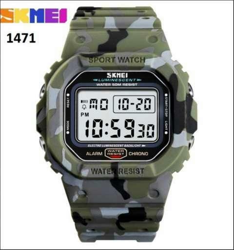 Reloj Skmei digital sumergible Gshock SKM1471 - 3