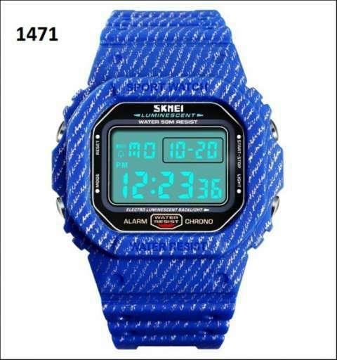Reloj Skmei digital sumergible Gshock SKM1471 - 4