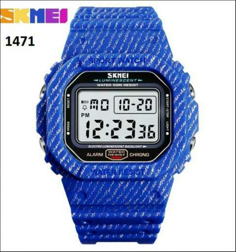 Reloj Skmei digital sumergible Gshock SKM1471 - 5