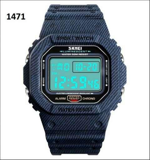Reloj Skmei digital sumergible Gshock SKM1471 - 6