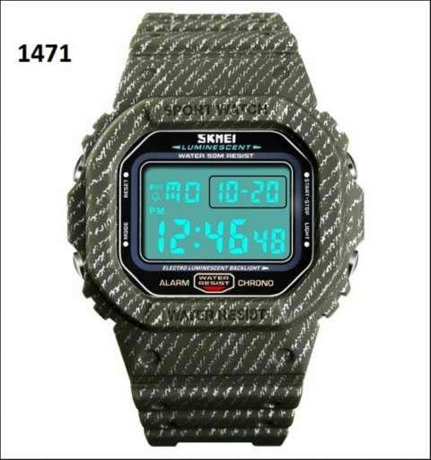 Reloj Skmei digital sumergible Gshock SKM1471 - 8