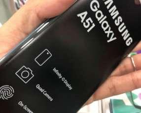 Samsung Galaxy A51 nuevo + protector ANTISHOK de regalo