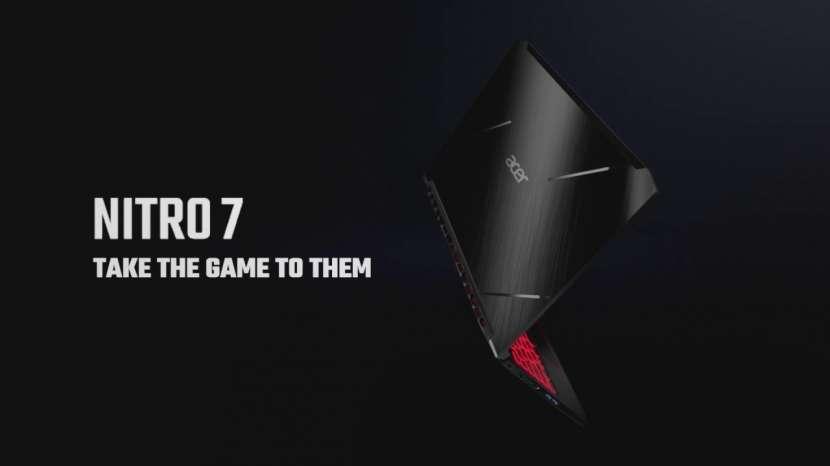 Notebook Acer Nitro 7 - 0