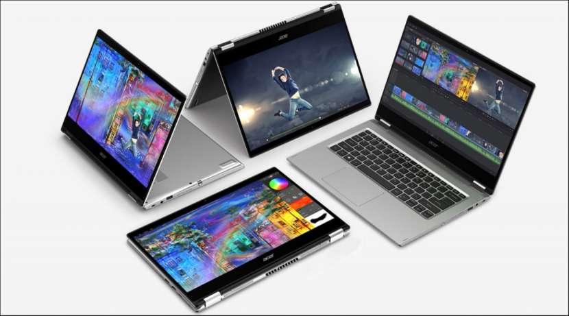 Notebook Acer i5 X360 - 0