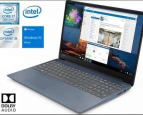 Notebook Lenovo i7 Optane