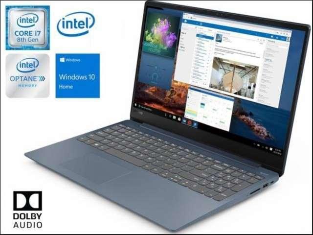 Notebook Lenovo i7 Optane - 0