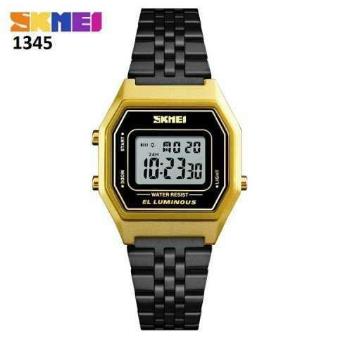 Reloj Skmei digital sumergible vintage SKM1345 - 7