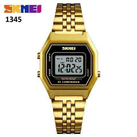 Reloj Skmei digital sumergible vintage SKM1345 - 8