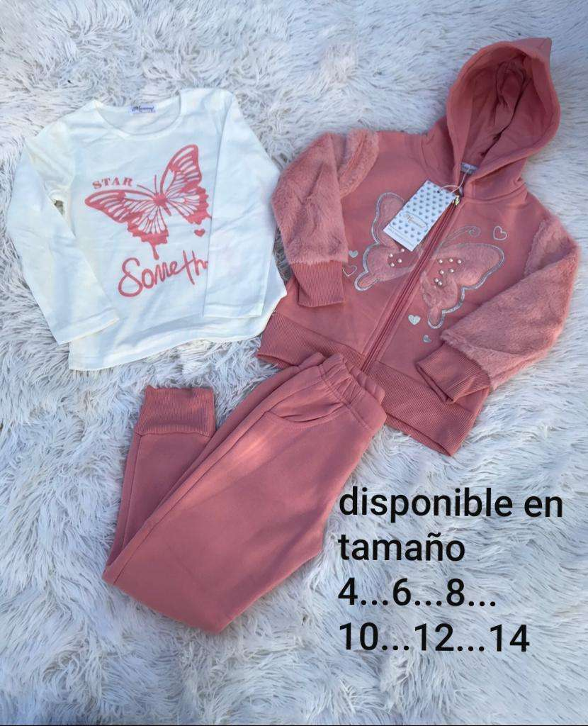 Conjunto de ropas para niños - 0