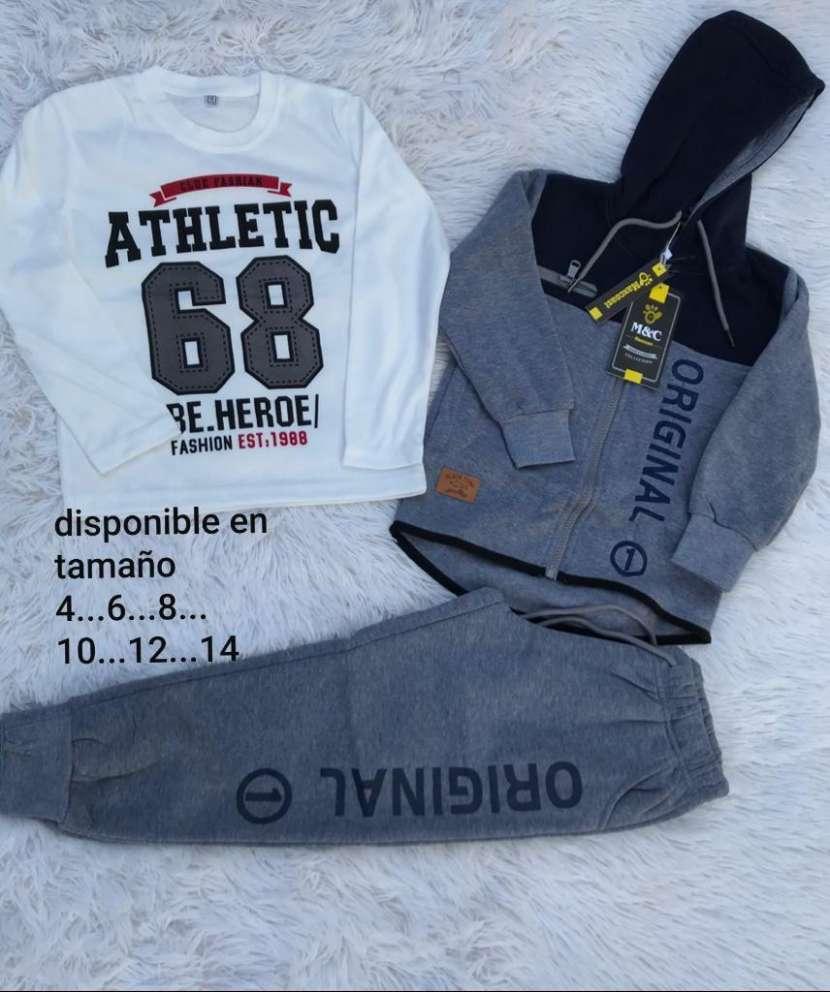 Conjunto de ropas para niños - 1