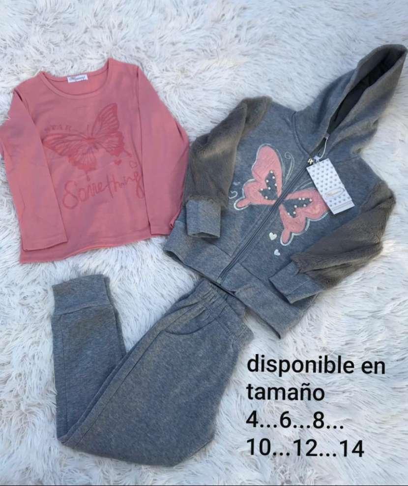 Conjunto de ropas para niños - 2