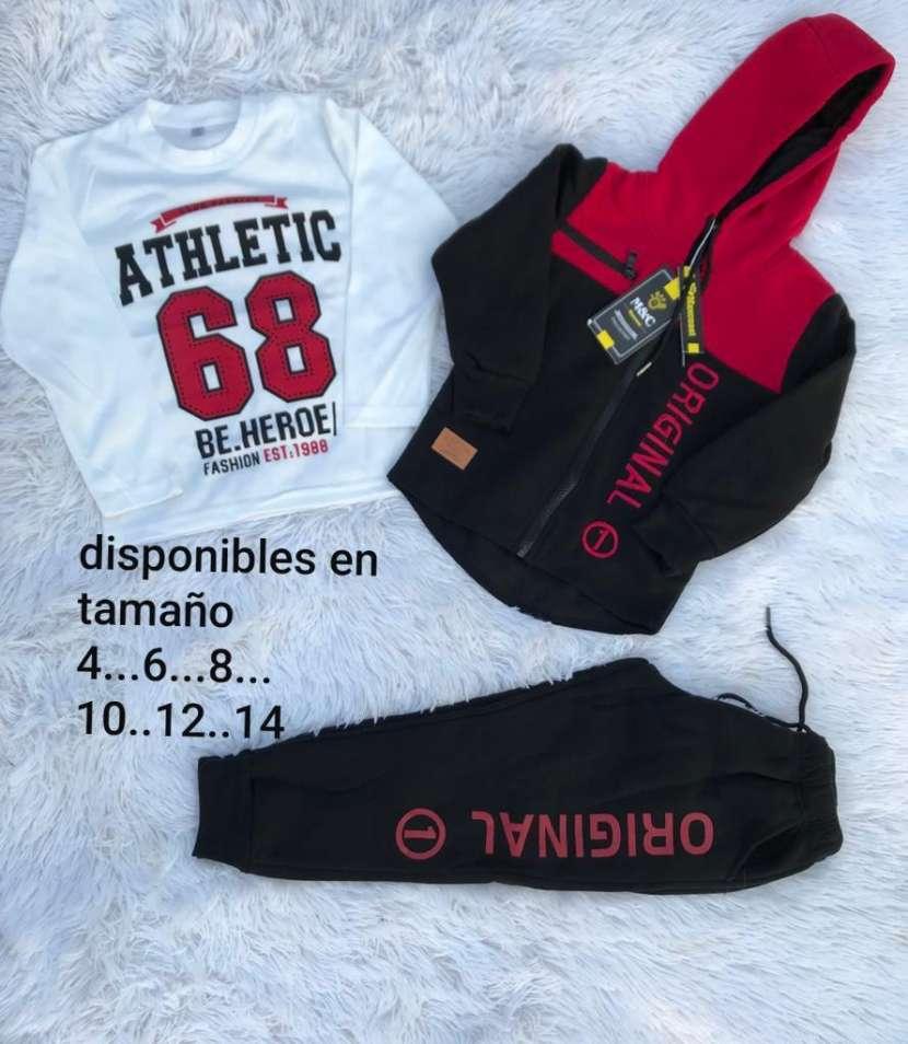 Conjunto de ropas para niños - 3