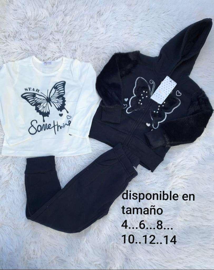 Conjunto de ropas para niños - 4