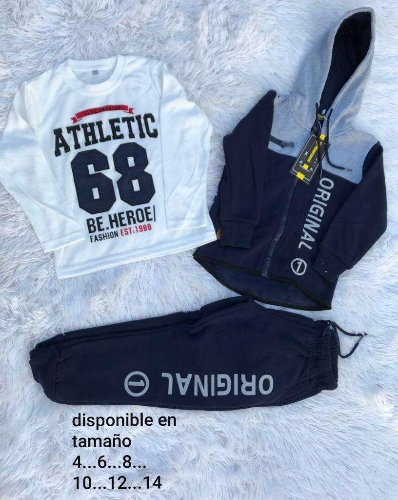 Conjunto de ropas para niños - 5