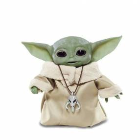 Star Wars Baby Yoda Animatronic Edition