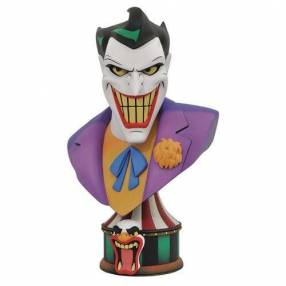 Legends in 3D The Animated Series Joker Escala 1:2