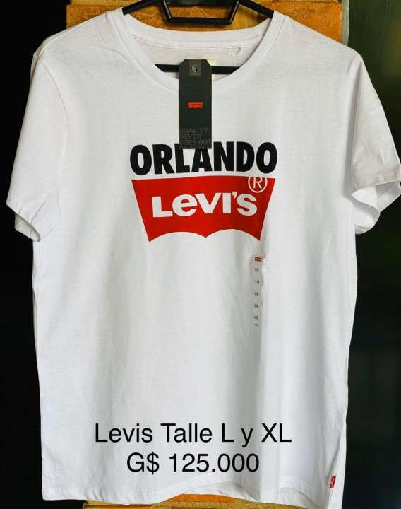 Remera originales Guess Tommy Calvin Klein Levis - 2