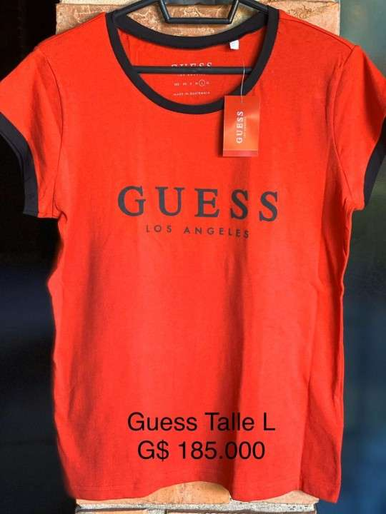 Remera originales Guess Tommy Calvin Klein Levis - 5