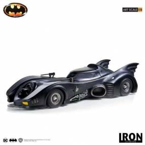 Batmobile Art Escala 1/10 - Batman 1989