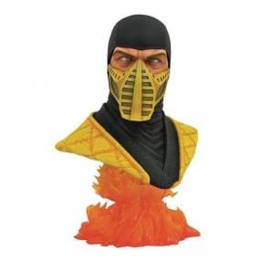 Legends in 3D Mortal Kombat Scorpion 1:2