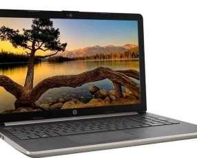 Notebook hp 15- i7-8550u ddr4 8gb mx 130-2 gb