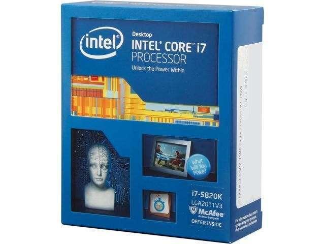 Combo placa madre gamer ASUS E-ATX Intel i7 6 Cores - 1