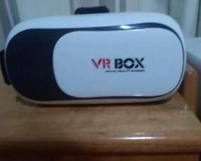 Lentes virtuales 3d con control