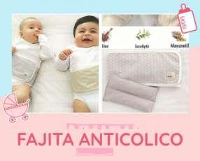 Fajita anticólico para bebé
