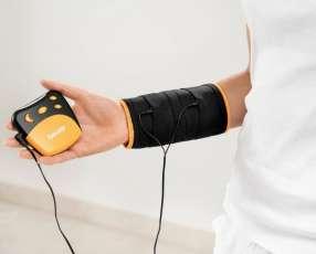 Electroestimulador tens/ems para brazo y muñeca