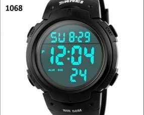 Reloj Skmei digital sumergible SKM1068
