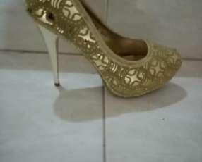 Zapato para fiesta calce 38