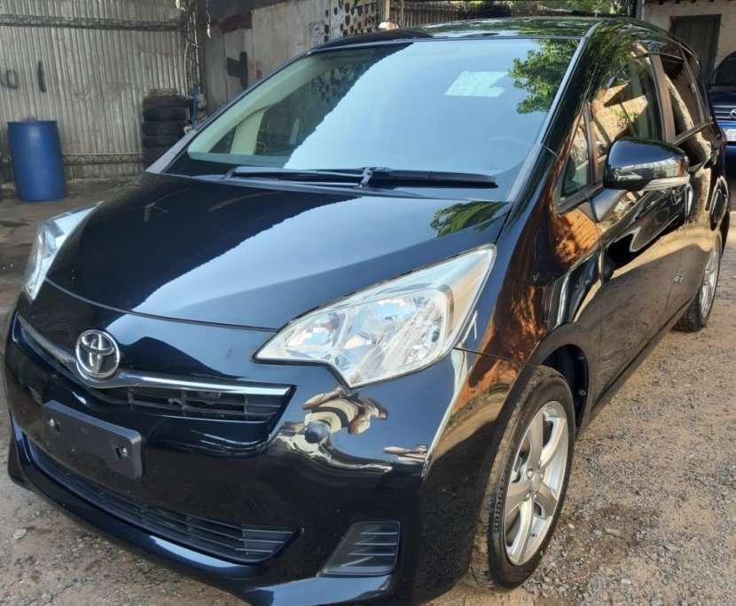Toyota Ractis 2010 motor 1.3 naftero automático - 1