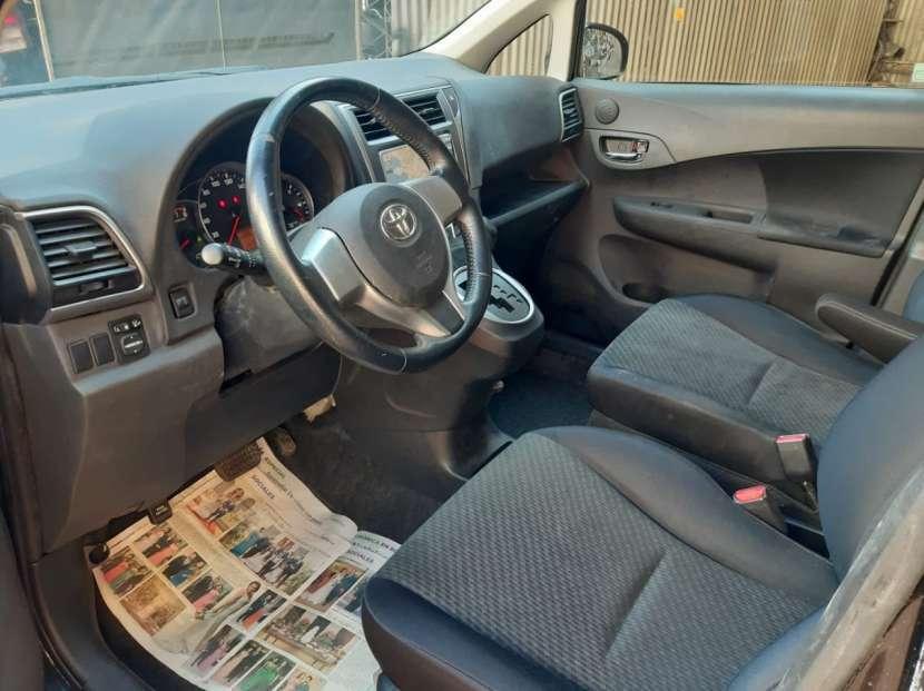 Toyota Ractis 2010 motor 1.3 naftero automático - 4