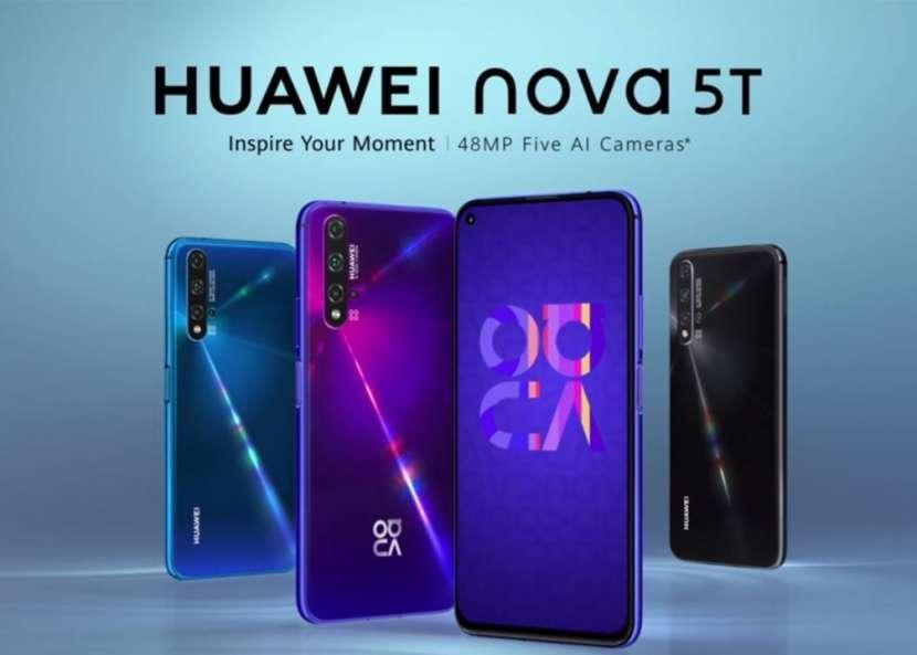 Huawei Nova 5t 128 gb - 0