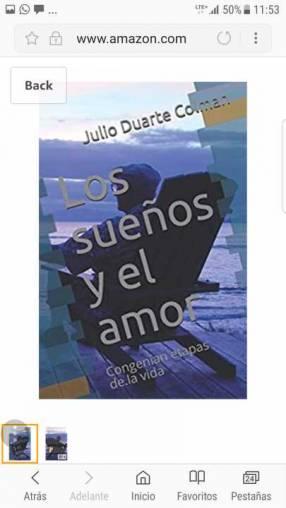 Mi Libro: Los Sueños y el Amor. Congenian Etapas de la Vida.