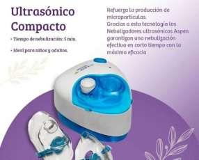 Nebulizador ultrasónico Aspen compacto NU320