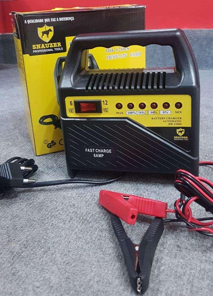 Cargador de batería para vehículos - 0