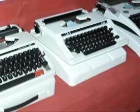 Máquina de escribir portátil