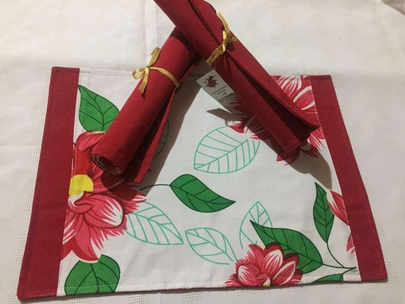 Individuales coloridos para regalar a mamá o para decorar tu mesa - 1