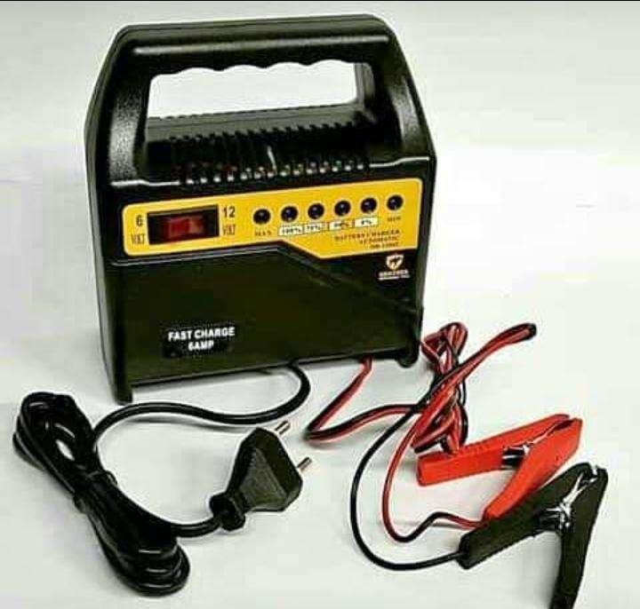 Cargador de batería para vehículos - 1