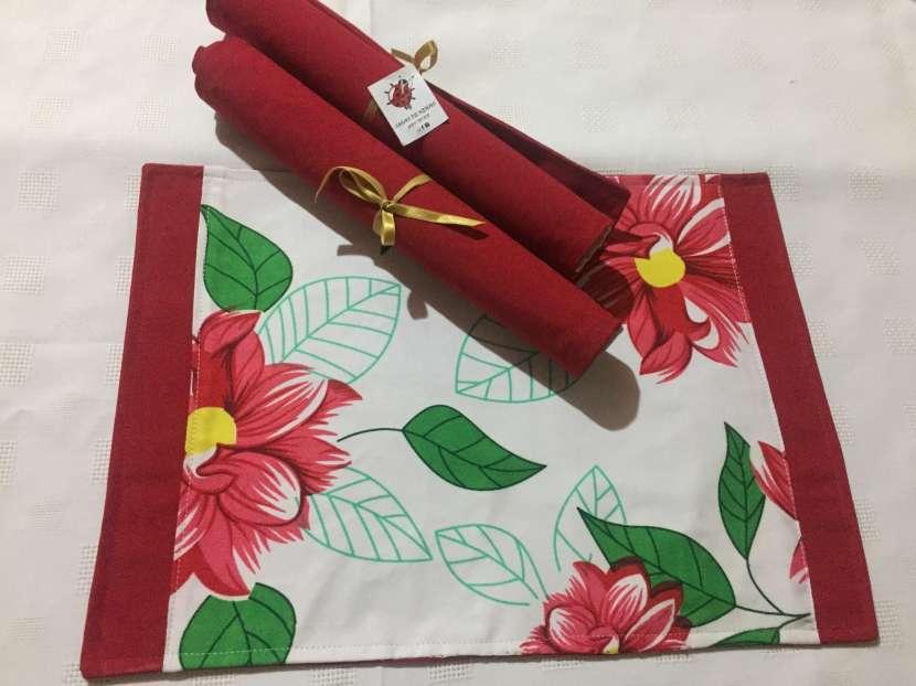 Individuales coloridos para regalar a mamá o para decorar tu mesa - 2