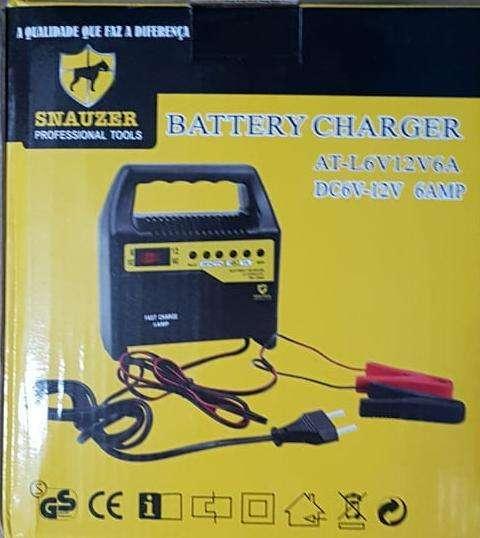 Cargador de batería para vehículos - 2