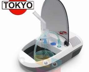 Nebulizador a pistón compresor Tokyo Fresh Air T2418